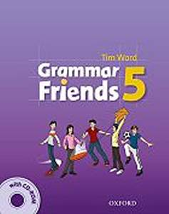 Grammar Friends 5 + CD-ROM
