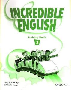 Incredible English 3 Zeszyt Ćwiczeń