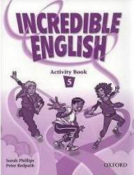 Incredible English 5 Zeszyt Ćwiczeń