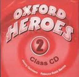Oxford Heroes 2 Płytki Audio CD