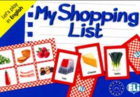 Eli My Shopping List English