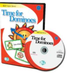Eli Time For Dominoes English Cd-rom