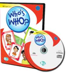 Eli Who Is Who English Cd-rom