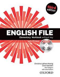 English File Third Edition Elementary Zeszyt Ćwiczeń
