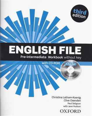 English File Third Edition Pre-Intermediate Zeszyt Ćwiczeń