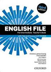 English File Third Edition Pre-intermediate Książka Nauczyciela