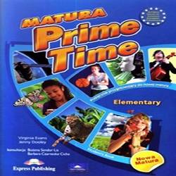 Matura Prime Time Elementary Płytki Audio CD