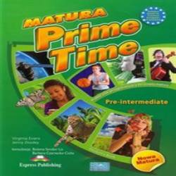 Matura Prime Time Pre-intermediate Płytki Audio Cd