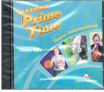 Matura Prime Time Upper Intermediate Płytki Audio CD
