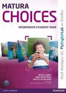 Matura Choices Intermediate Podręcznik + Myenglishlab