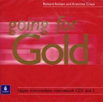Going For Gold Upper-Intermediate Płytki Audio CD
