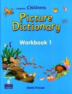 Longman Childrens Picture Dictionary Zeszyt Ćwiczeń Cz.1