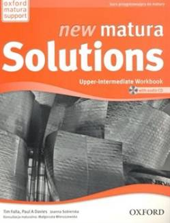 New Matura Solutions Upper-Intermediate Zeszyt Ćwiczeń