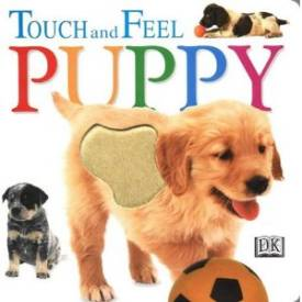 Touch and Feel Puppy