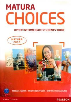 Matura Choices Upper-intermediate Podręcznik