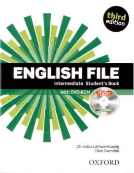 English File Third Edition Intermediate podręcznik