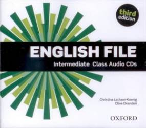 English File Third Edition Intermediate Płytki Audio CD