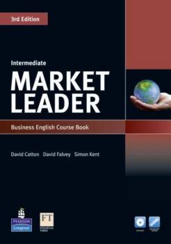 Market Leader 3rd Edtion Intermediate Coursebook + Myenglishlab