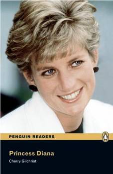 Penguin Readers 3 Princess Diana + Mp3 Cd