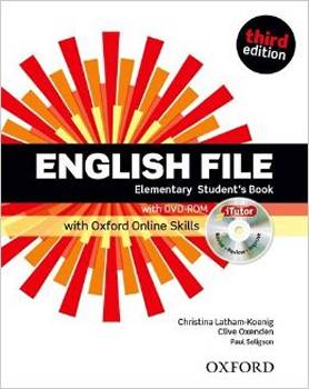 English File Third Edition Elementary Podręcznik + Online Skills