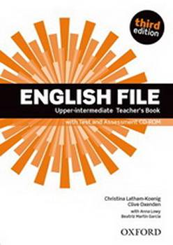 English File Third Edition Upper-Intermediate książka nauczyciela
