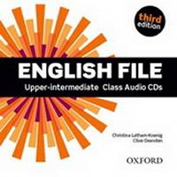 English File Third Edition Upper-Intermediate płytki Audio CD