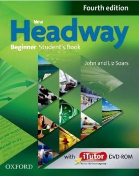 Headway beginner fourth edition podręcznik + iTutor dvd