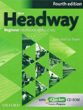 Headway beginner fourth edition zeszyt ćwiczeń + iChecker cd