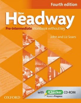 Headway 4th Edition Pre-intermediate Zeszyt Ćwiczeń + Cd