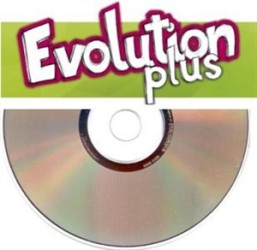 Evolution Plus 1 płytki audio CD