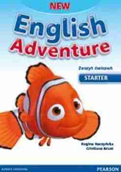 English Adventure New Starter Zeszyt Ćwiczeń + Cd