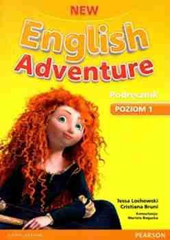 English Adventure New 1 Podręcznik + Dvd
