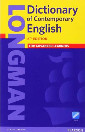 Longman Dictionary Of Contemporary English 6th Edition Prawa Miękka