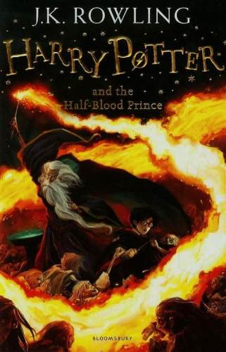 Harry Potter and The Half-Blood Prince / Rowling J.K.