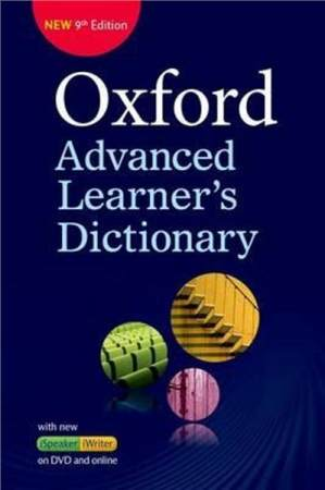 Oxford Advanced Learners Dictionary Paperback 9E with DVD-ROM and Online Access Code