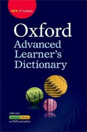 Oxford Advanced Learners Dictionary Hardback 9e With Dvd-rom And Online Access Code