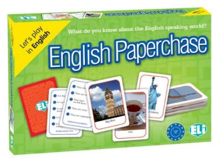 Eli Paperchase English