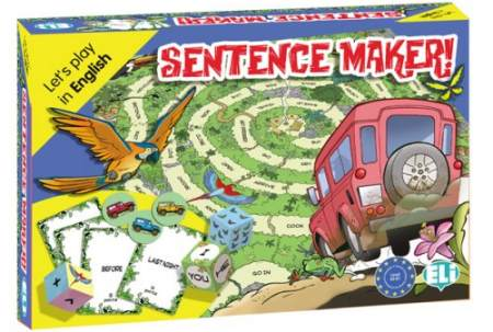 Eli Sentence Maker English