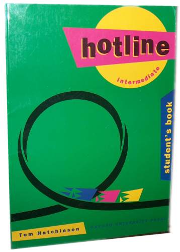 Hotline Intermediate Students Book (używany)