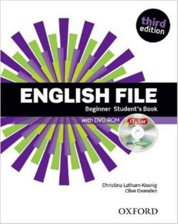 English File Third Edition Beginner Podręcznik