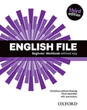 English File Third Edition Beginner Zeszyt ćwiczeń