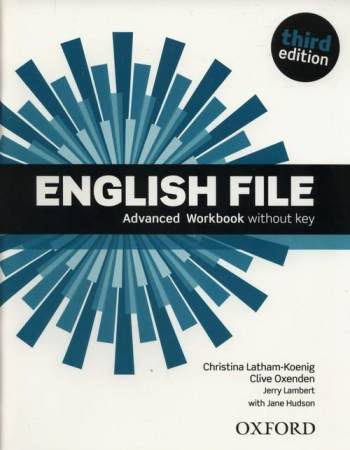 English File Third Edition Advanced Zeszyt ćwiczeń