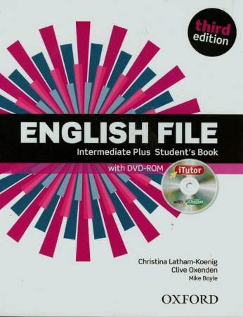 English File Third Edition Intermediate Plus Podręcznik