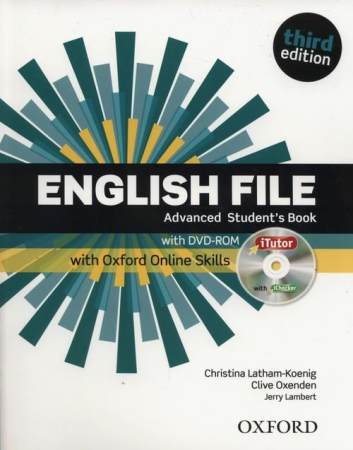 English File Third Edition Advanced Podręcznik + Online Skills