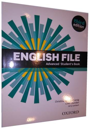 English File Third Edition Advanced Podręcznik