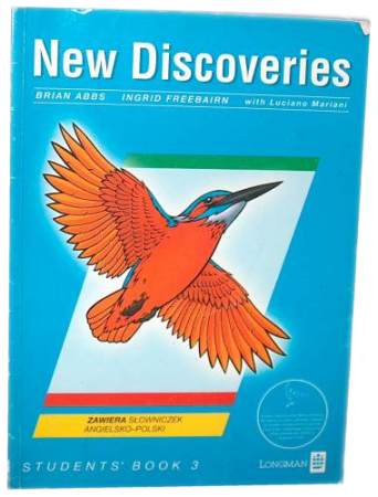 New Discoveries 3 Students Book (używany)
