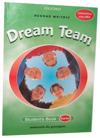 Dream Team Starter Students Book (używany)