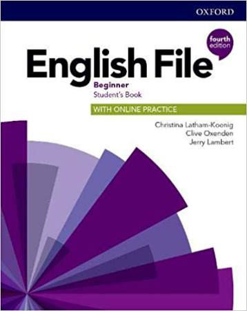 English File Fourth Edition Beginner Podręcznik (with Online Practice)