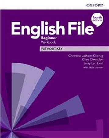 English File Fourth Edition Beginner Zeszyt ćwiczeń