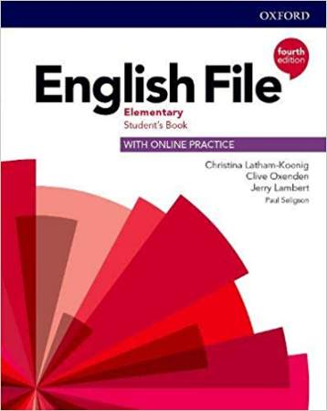 English File Fourth Edition Elementary Podręcznik (with Online Practice)
